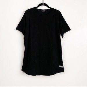 Gymshark Black Short Sleeve Tee Shirt